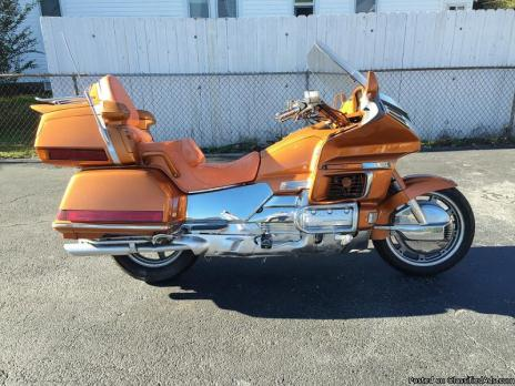1988 Honda Goldwing 1500
