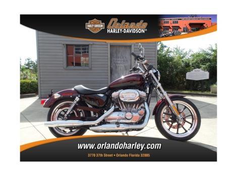 2015 Harley-Davidson XL883L SPORTSTER SUPERLOW XL883L