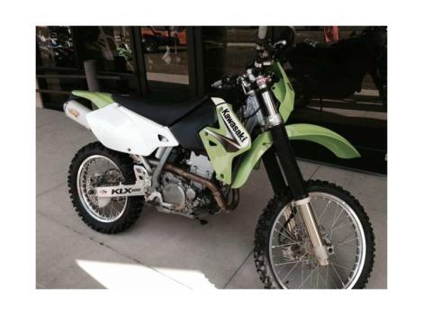 2003 Kawasaki KLX 400R