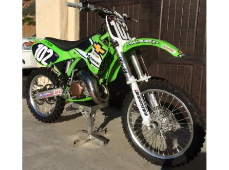 2002 Kawasaki Kx 125 Motorcycles for sale