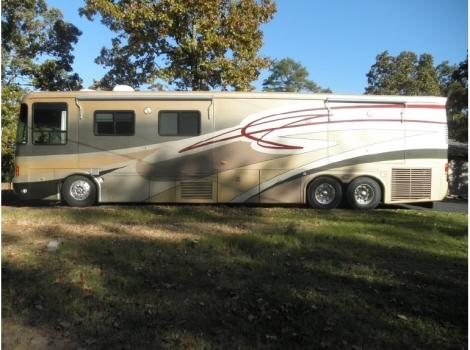 2001 Newmar London Aire 4570