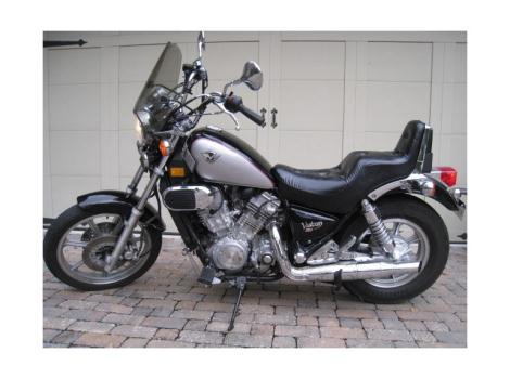 2004 Kawasaki Vulcan 750