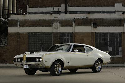 Oldsmobile : Other Hurst 1969 hurst olds prototype car excellent, 2