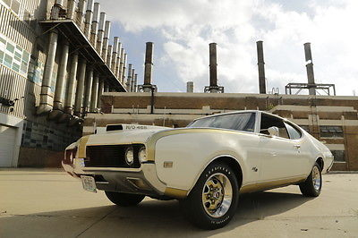 Oldsmobile : Other Hurst 1969 hurst olds prototype car excellent