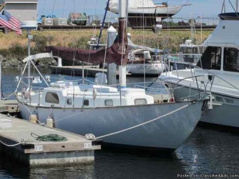 Phil Rhodes Bounty II Fiberglass Cruiser