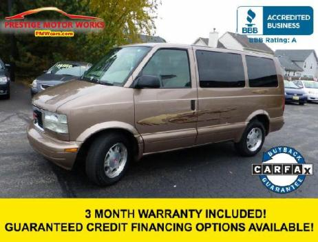 2003 GMC Safari Passenger - Prestige Motor Works Inc., Naperville Illinois