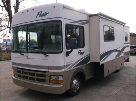Fleetwood Flair 32 Rvs For Sale