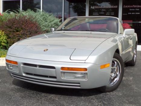 Porsche : 944 S2 1990 porsche 944 s 2 cabriolet 46 k original miles 5 speed manual