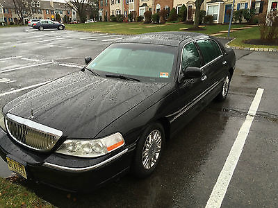 Lincoln Town Car Executive L Limousine 4 Door Cars For Sale In New