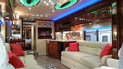 2003 Fleetwood Providence 39D Class A Ultimate RV full upgrade