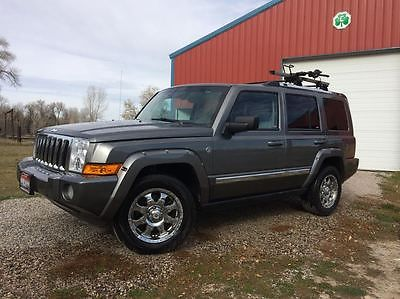 2007 jeep commander limited cars for sale. Black Bedroom Furniture Sets. Home Design Ideas
