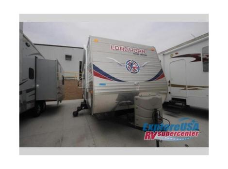 2014 Crossroads Rv Longhorn LHT28BH Texas Edition