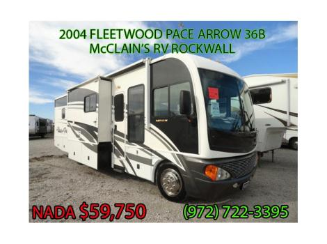 2004 Fleetwood Mh PACE ARROW 36B