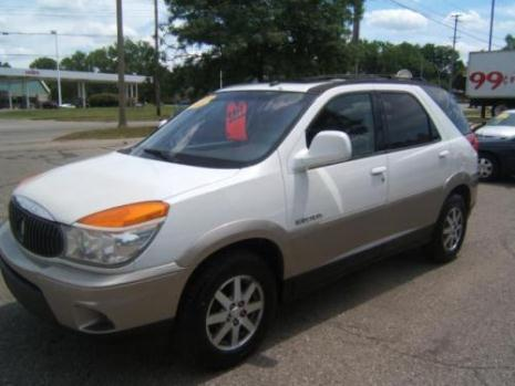 2003 buick rendezvous cx cars for sale. Black Bedroom Furniture Sets. Home Design Ideas