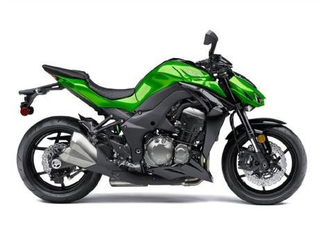 2015 Kawasaki Z1000 1000