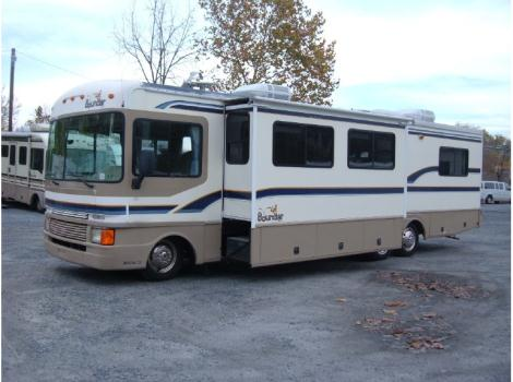 Fleetwood Bounder 34 Rvs For Sale