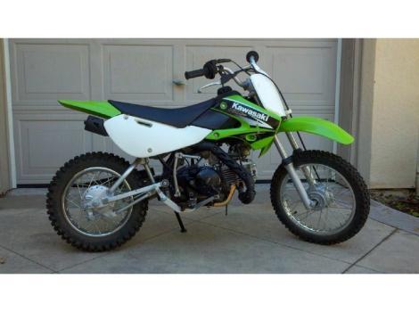 2004 Kawasaki Klx 110