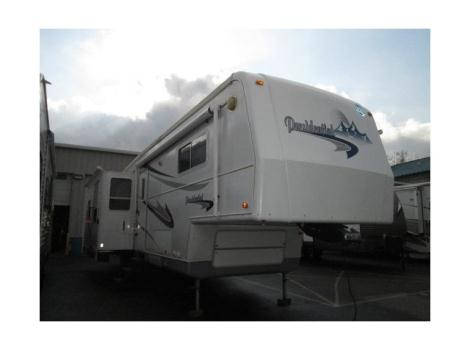 2003 Holiday Rambler Presidential 34RLT