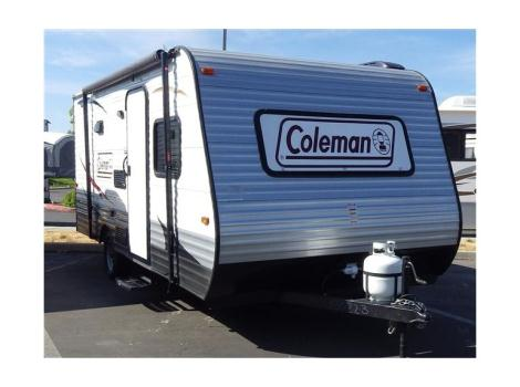 2015 Coleman Coleman CTS16BH