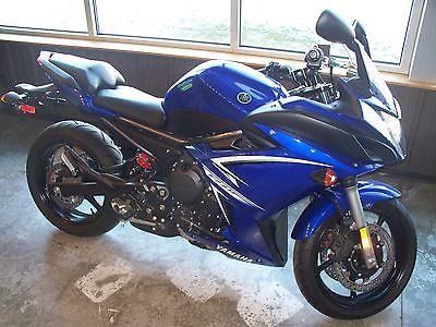 2009 yamaha fz6r motorcycles for sale for Yamaha motorcycle warranty