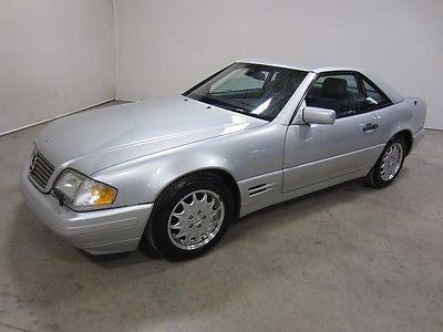 Mercedes-Benz : SL-Class SL 500 1998 mercedes sl 500 5.0 l v 8 convertible with hard top leather auto 80 pics