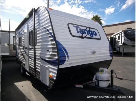 2015 Pacific Coachworks Tango Mini 16RB