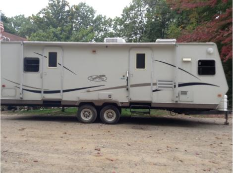R Vision Trail Bay Rvs For Sale
