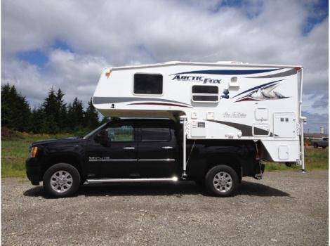 2012 Northwood Mfg Arctic Fox CAMPER 811 WET BATH