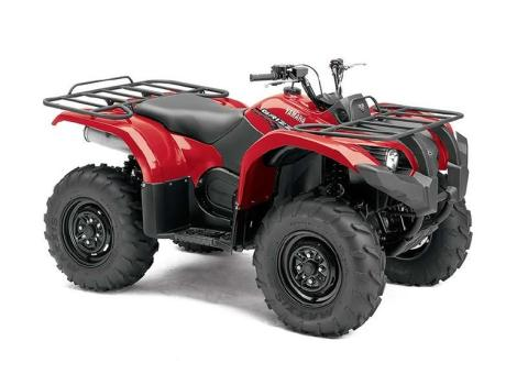 2014 Yamaha Grizzly 450 EPS 4WD