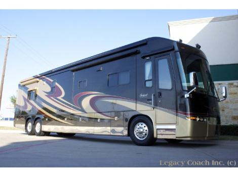 2007 Travel Supreme Select Limited 45DL24 - Quad Slide