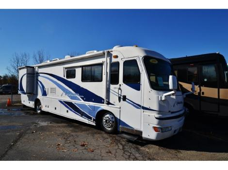 2001 American Tradition American Coach 40