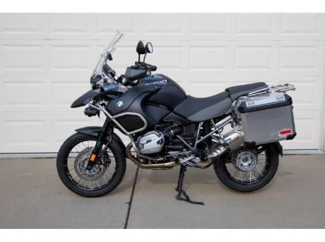 2012 Bmw R 1200 Gs Adventure Motorcycles for sale