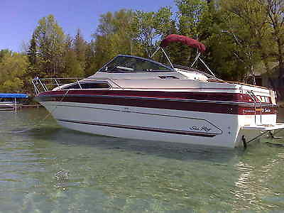 1988 Searay Sundancer 268 - Great Condition - Freshwater Use Only