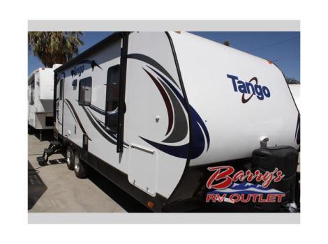 2015 Pacific Coachworks Tango 21FBS Towlite