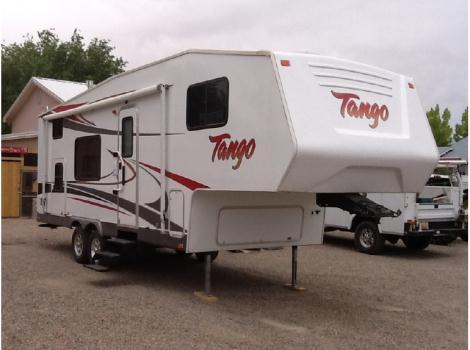 2007 Pacific Coachworks Tango 257BH