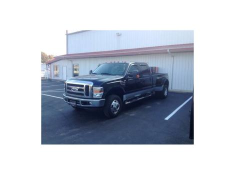 2008 Ford F-350 Lariat Dual Wheel 4x4