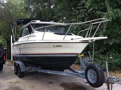 **UPDATED**1990 22' Bayliner Trophy Series Pilot House