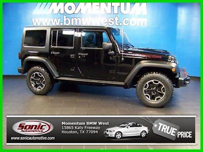 Jeep : Wrangler Rubicon Hard Top Leather Towing 2014 rubicon used 3.6 l v 6 24 v manual 4 wd suv