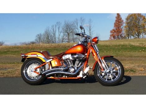 2008 Harley-Davidson FXSTSSE CVO Screamin' Eagle Softail Springer CVO