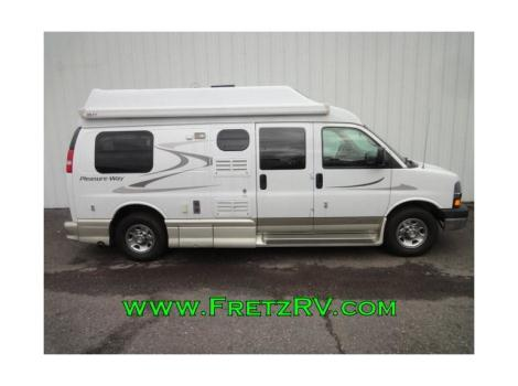 2008 Pleasure-Way Chevrolet Lexor TS