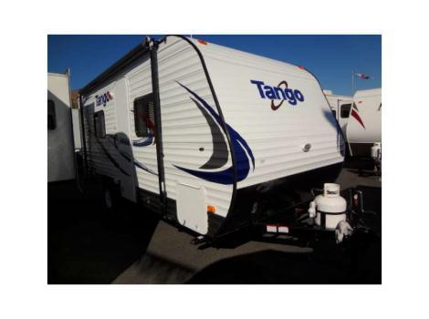 2015 Pacific Coachworks TANGO 16RB