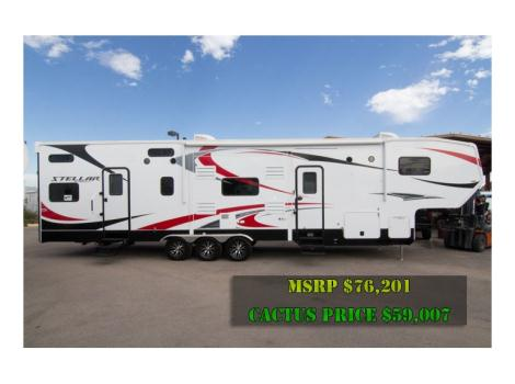 2015 Eclipse Rv STELLAR 40-TXSG