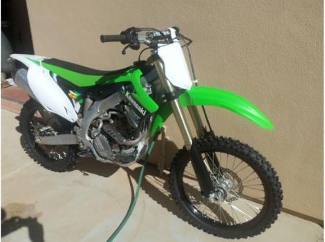2013 Kawasaki Kx 450