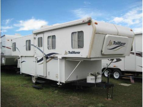 Trailmanor Trail Manor 2619 rvs for sale