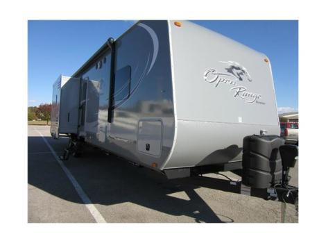 2015 Open Range Rv Roamer RT310BHS