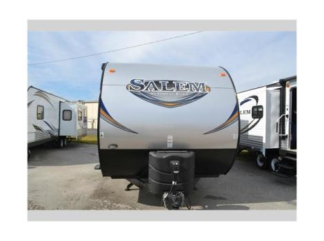 2015 Forest River Rv Salem 30KQBSS