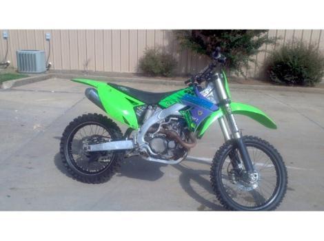 2011 Kawasaki Kx 450