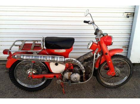 1965 Honda 90 Motorcycles For