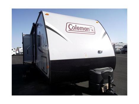 2015 Coleman Coleman CTU297RE