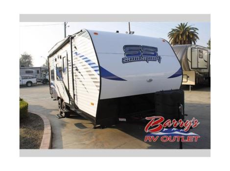 2015 Pacific Coachworks Powerlite Metal X 19EX